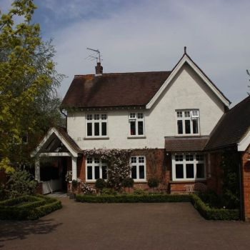 Entrance - The Old Rectory