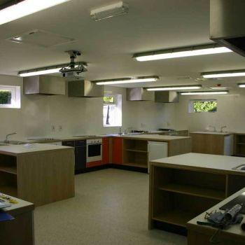 Aylesbury Grammar Food Technology Lab